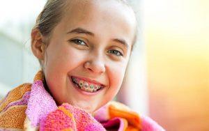فواید ارتودنسی در کودکان
